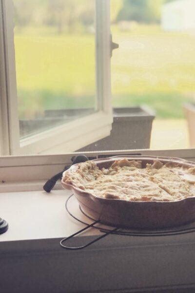 pot pie, pie safe